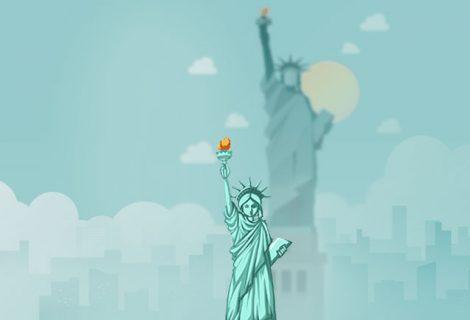 AMERICA THE LADY