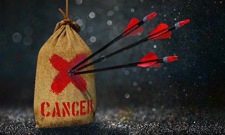 CANCER BEATER #1: THE SPIRIT