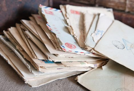THE ONE AMAZING ENCOURAGE TOOL: THE PERSONAL LETTER
