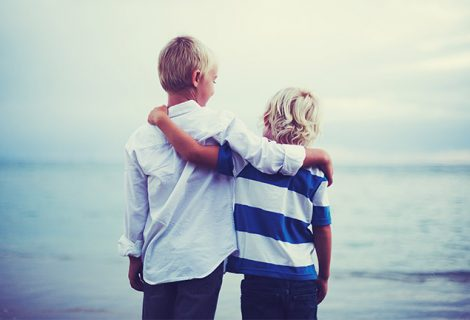 STOP BEING A BULLY — START BEING A FRIEND