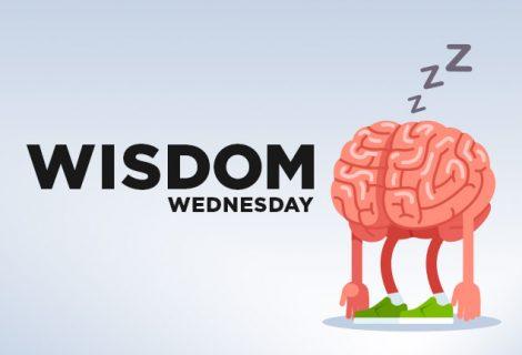 WISDOM WEDNESDAY – TRAIN TO WIN WISDOM