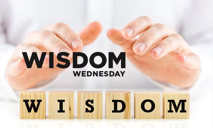 WISDOM WEDNESDAY – INITIALISM