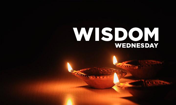 WISDOM WEDNESDAY: CAME BY NIGHT