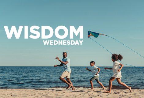 WISDOM WEDNESDAY: BE OF GOOD CHEER